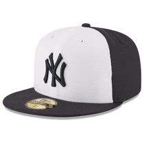 New Era Gorra Mlb Yankees 5950 Diamond Era 7 1/2 On Field