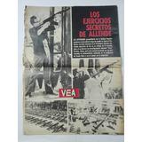 Revista Vea Septiembre 1973 Golpe Militar