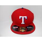 Boné New Era 59fifty Texas Rangers Mlb