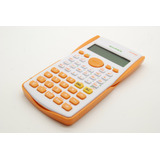 Calculadora Científica Digital Finanças - Fx 82ms Laranja