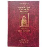 Libro Constitución Nacional Argentina Comentada Ed Ruy Diaz