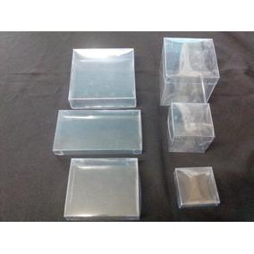 Cajas De Acetato 10 X 10 X 10