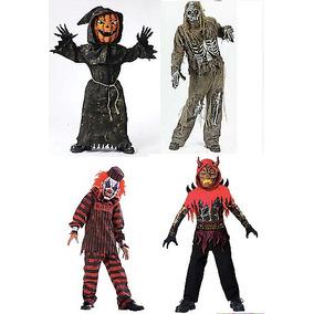 Disfraz Horror Niño Disfraces Halloween Miedo Niños Terror