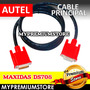 Cable Principal Autel Maxidas Ds708 Diagnostico Automotriz