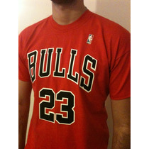Remera Personalizada Nba Chicago Bulls Jordan Kukoc Rodman