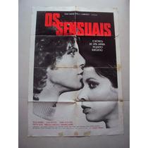 Cartaz Original Os Sensuais Neyla Tavares Poster Foto