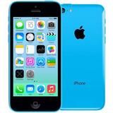 Iphone 5c Apple 16gb Azul 8mp 3g Gps Mp3 Bluetooth Nacional