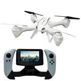 Drone Udirc Lark Fpv U842-1 Câmera Hd Visor No Controle