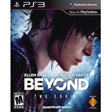 Beyond: Two Souls Ps3 Fisico Nuevo Xstation