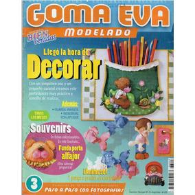 Goma Eva Modelado Souvenirs