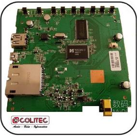 Placa Pcb Do Porta Retrato Digital Sony Dpf-d1010 D810 D710
