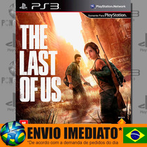 The Last Of Us - Ps3 - Código Psn - Dublado Em Português !!