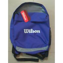 Bolso Tenis Wilson Original En Promoción Y Con Envió Gratis