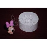 Moldes De Silicona Mickey Y Minnie