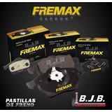 Jgo Pastilla Freno Fremax Del Chevrolet Blazer 4x2 1996-1997