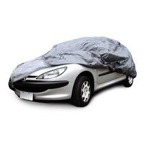 Capa Protetora Impermeável Para Carro - Chuva Sol E Poeira