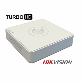 Dvr Hikvision Ds-7104hghi-sh 4 Canales Turbo Hd 720p 1080p