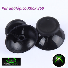 Par Botão Direcional Xbox360 Analógico Controle Xbox 360