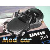Mc Mad Car Maisto Auto Coleccion Bmw Z4 Armar Superauto 1/36