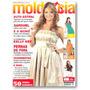 Revista Molde E Cia N 39 - 50 Moldes - Corte Costura - Verão