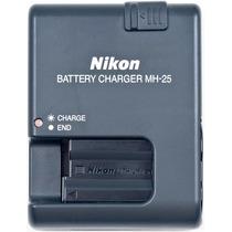 Carregador Mh-25 Nikon Original En-el15 D7100 D610 D750 D800