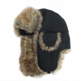Gorro Ruso Ushanka Aviador Esquimal / Táctico Polar