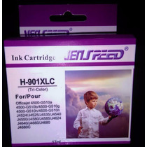 Cartucho Generico Hp 901 Negro O 901 Color Tienda Factura