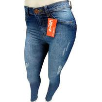 Calça Jeans Levis Com Detalhes Desfiados