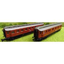 Lote De 2 Vagones Para Tren Kw Escala N Arnold