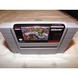 Tmnt: Turtles In Time 4 Lv Reprogp Super Nintendo Snes