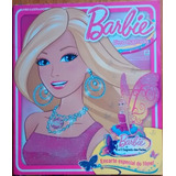 F624 - 10 Figurinhas Álbum Alto Astral Barbie Segredo Fadas