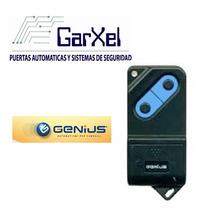 Control Remoto Genius Tm433 Original Bat 300 Porton Electric