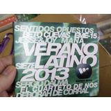 Verano Latino 2013 , Warner Cd Y Dvd , Coleccionistas