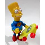 Muñeco Los Simpsons Bart Superbart Retro Año 1992