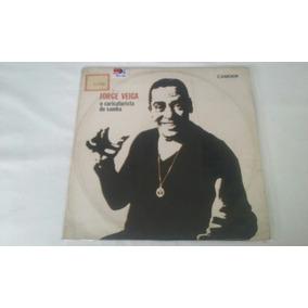 Lp - Jorge Veiga - O Caricaturista Do Samba - 1971
