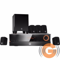 Home Theater 5.1 Jbl Harman Kardon Sub Ativo J5100 Avr1010