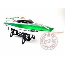Lancha High Speed Racing Boat 4ch 2.4ghz Rc Ft009
