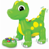 Learning Journey Dinosaurio Radiocontrol Baila Interactivo V