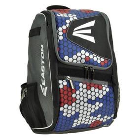 Easton Bat Pack E100p Nuevo Rojo / Blanco / Azul Envio