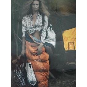 Falda Louis Vuitton Mezclilla Monogram ,mk,tous,burberry