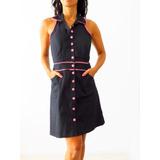 Vestido Camisero Modelo Ingrid - Diseño Independiente