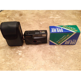 Câmera Fotográfica Analógica Mirage A W 860