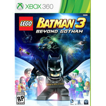Lego Batman 3 Beyond Gotham Xbox 360