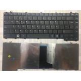Teclado Toshiba C600 C640 C645 L600 L640 L645 L745 Español.