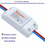 Sonoff Interruptor Wifi Inalámbrico Automatizacion Domotica
