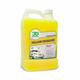 Limpiador Para Llantas Y Cubiertas 3d Yellow Degreaser 4l
