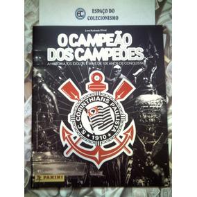 Figurinhas Corinthians Campeão Campeões Completo - Sem Álbum