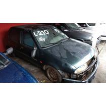 Fiesta 96/97/98/99 1.0 8v/ Sucata Para Retirada De Peças