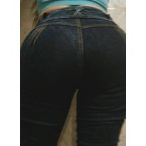 Pantalón Jeans De Dama Efecto Levanta Cola Moda Colombiana!
