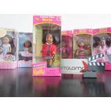 Muñecas Kelly Keeya Adventure Barbie Mattel Originales Nueva